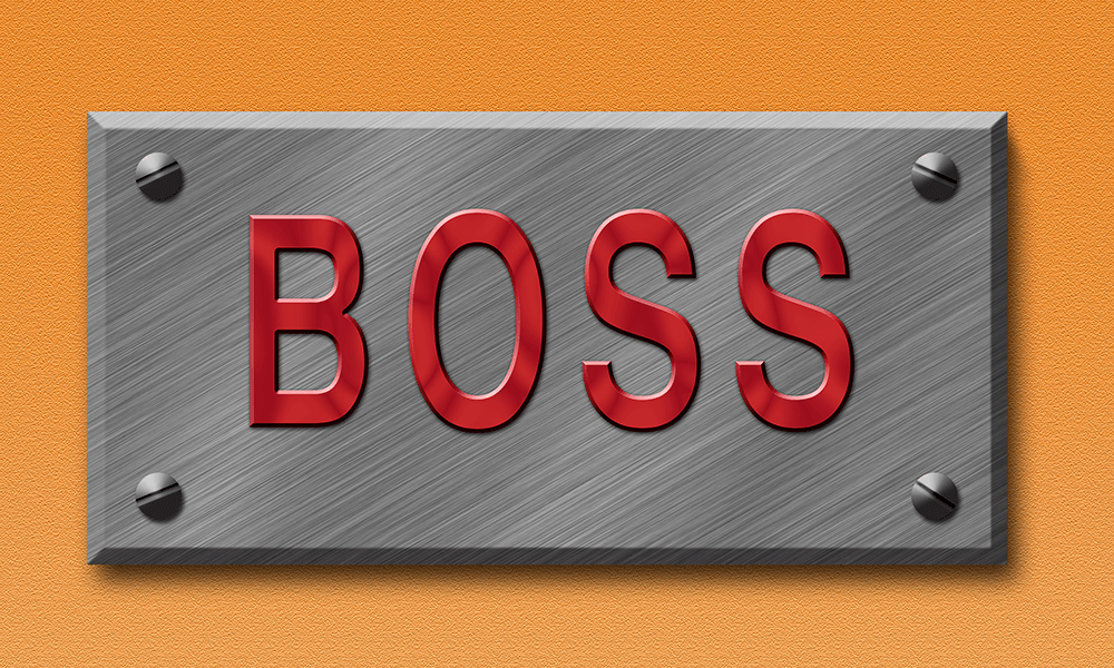 The Incompetent Boss and the Peter Principle