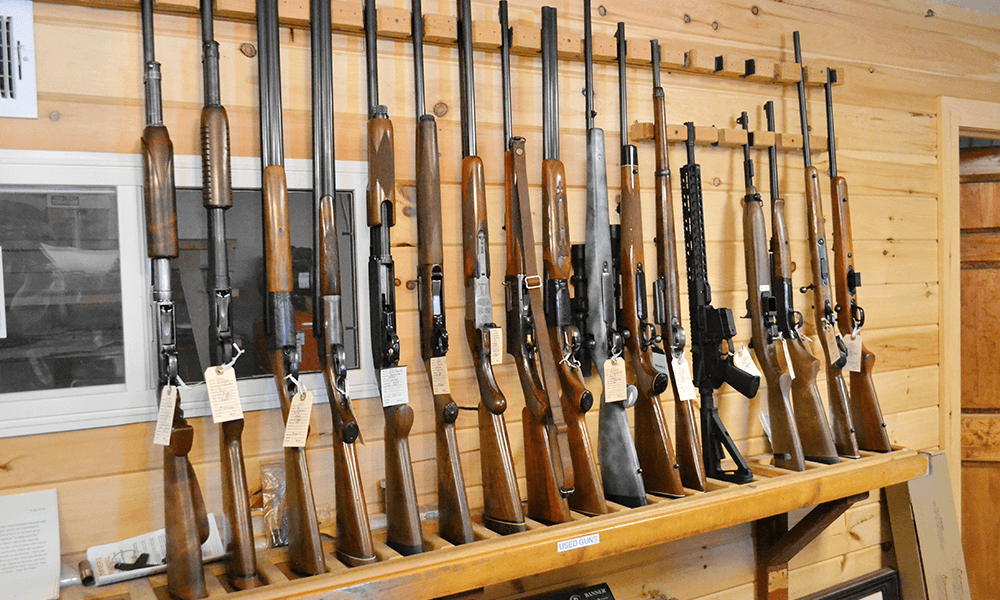 Gun Shops Still Thriving in CNY
