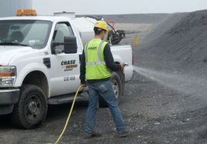 Chase Enterprises  provides herbicide applications to control undesirable vegetation along rivers, roadways and railroads.