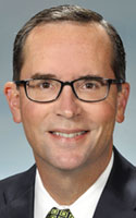 Mark Tryniski, president and CEO of Community Bank