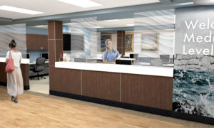 Modernizing Inpatient Care: $7.6 Million Renovations Underway for Medical Surgical Unit at Oswego Health