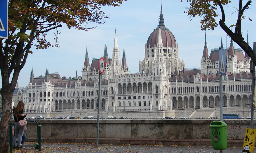 The Parliament building is probably the most recognized building in Hungary.