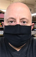 Joe Cortini, owner of Cortini Shoe Store in Fulton, spent time during the pandemic by sewing masks. His shop was able to donate 1,500 masks to organizations like Oswego County Opportunities, Oswego Health, Fulton Police Department and Syracuse VA.