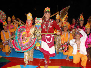 Folkloric shows, mainly in hotels and resorts, celebrate the diversity of the country.