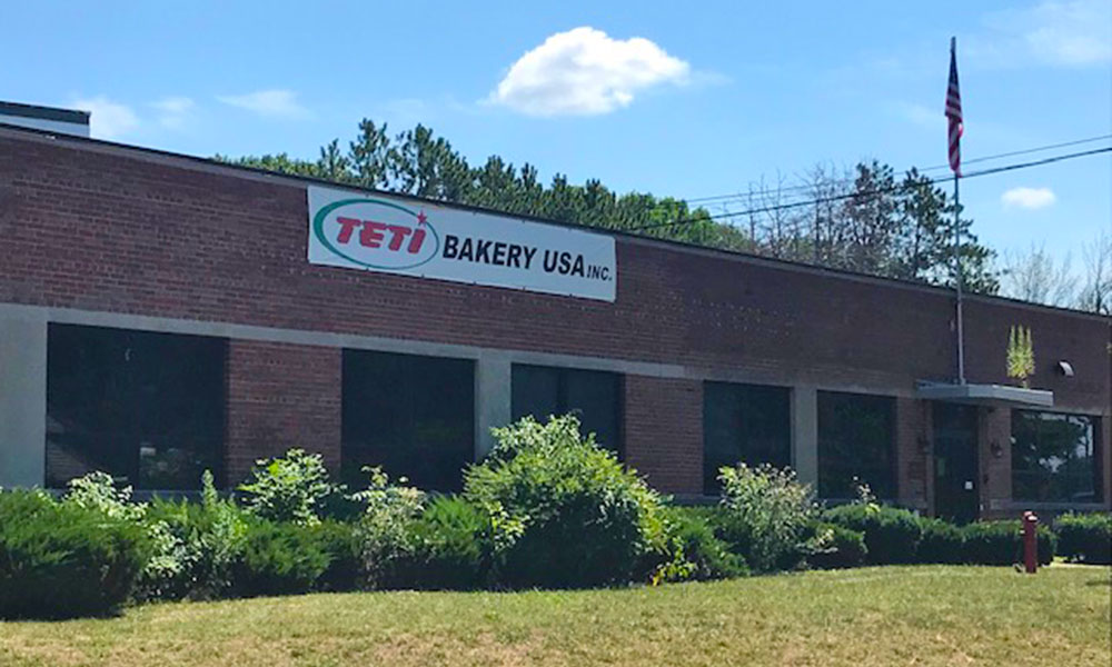 Tety Bakery USA in Fulton supplies restaurants, supermarkets and entertainment facilities with its premium pizza crust, focaccia breads and flat breads. The company has been in Oswego County since 2013 and employs 35 workers.