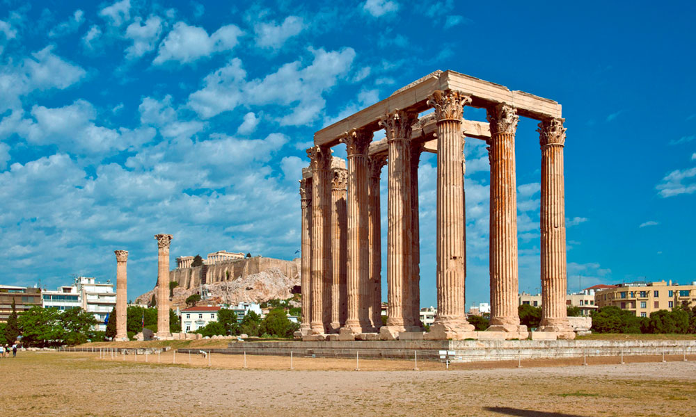 Greece: All Visits Start in its Capital, Athens