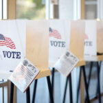 Many Poll Workers Choosing to Sit Out on Election Day