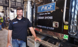 Page Trucking, Inc.
