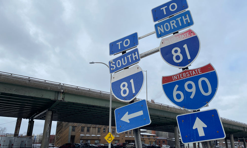 Officials Breathe New Life into Syracuse's I-81 Redesign Project
