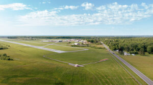 The Oswego County Airport in Volney and the Oswego County Industrial Park in Schroeppel are part of tools used to marketing the region as a destination for employers.