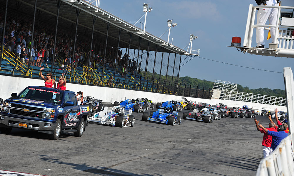 You are currently viewing Oswego Speedway: Roaring Back to Life