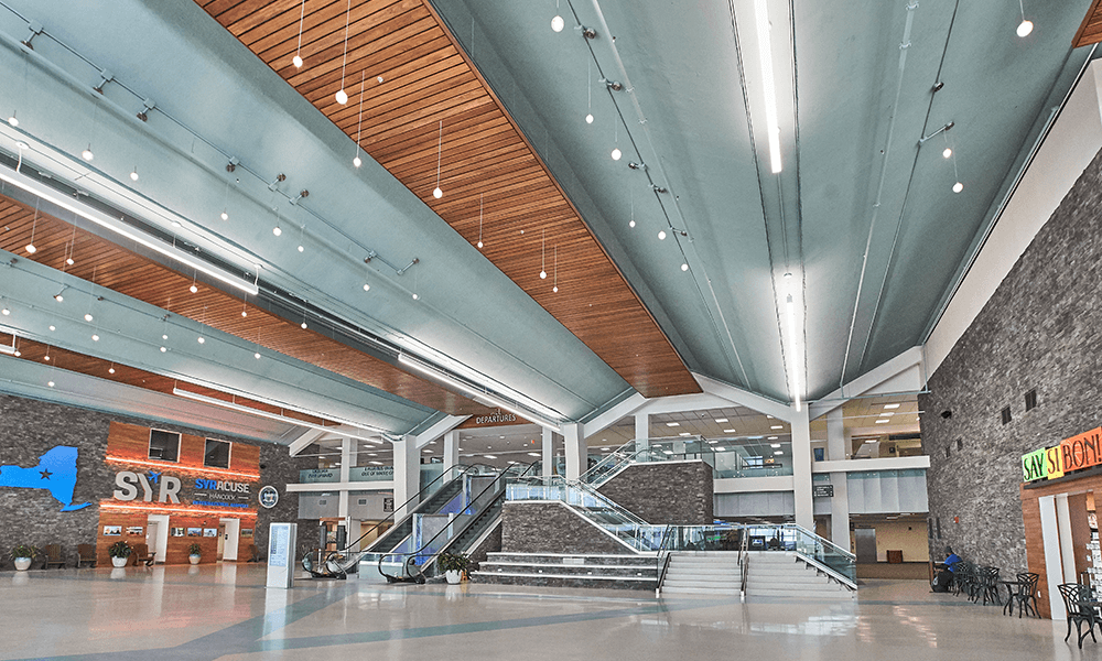 You are currently viewing Syracuse Airport: First-Class Upgrade
