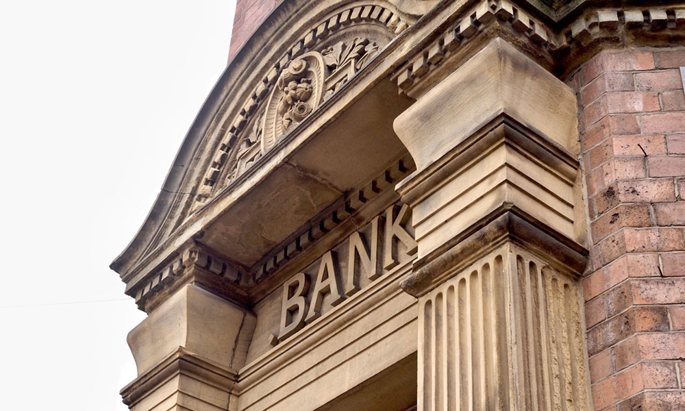 Read more about the article Banking: Is Brick and Mortar Crumbling?