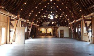 Entrepreneur Opens Wedding  Venue in Oswego