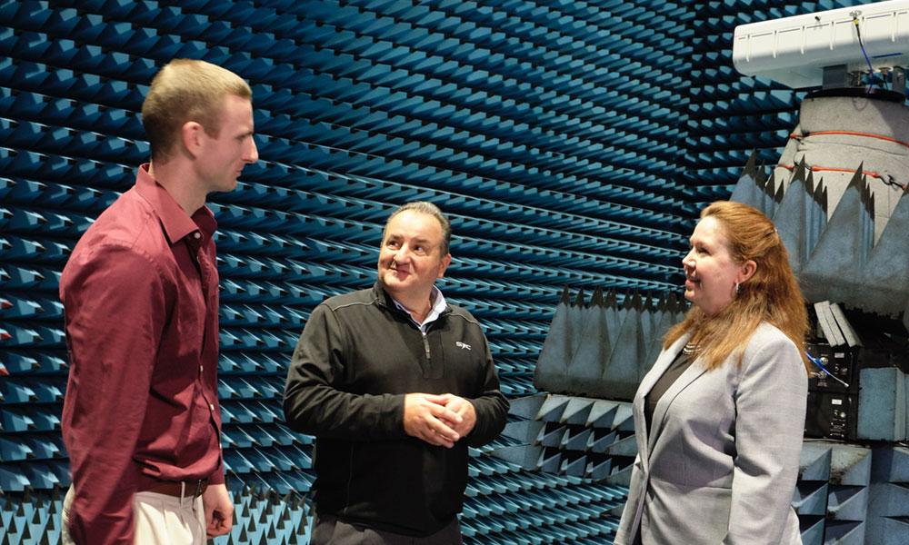 $1 Million Gift from SRC Inc. Establishes Endowed Professorship in Engineering at SUNY Oswego