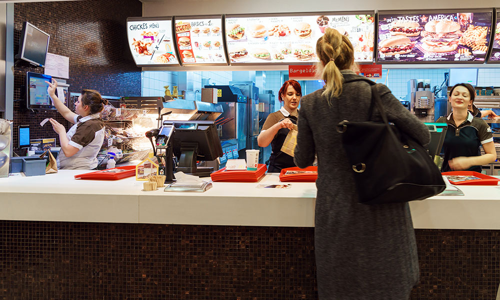 Read more about the article Fast Food Frenzy