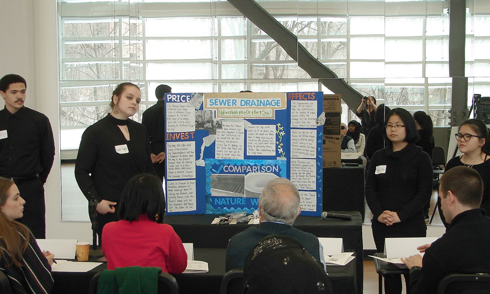 Innovation Challenge Offers $2,500 in Prize Money to Young Students