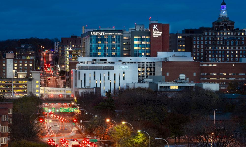 SUNY Upstate: $2.5 Billion Economic Impact