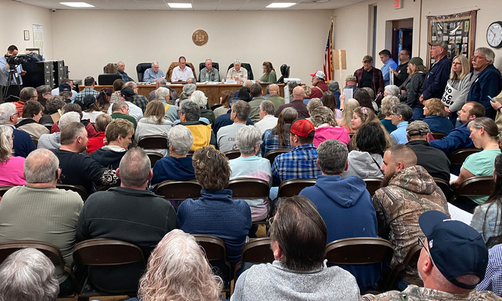 You are currently viewing Proposed Sewer Sludge Facility in Wayne County Draws Opposition