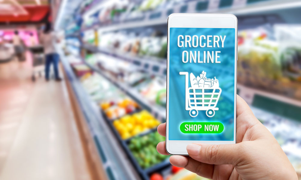 Grocery Industry: Pandemic Changes How America Shops