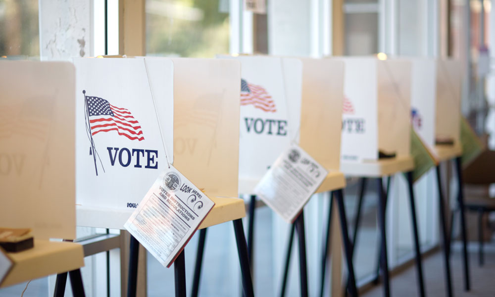 Read more about the article Many Poll Workers Choosing to Sit Out on Election Day
