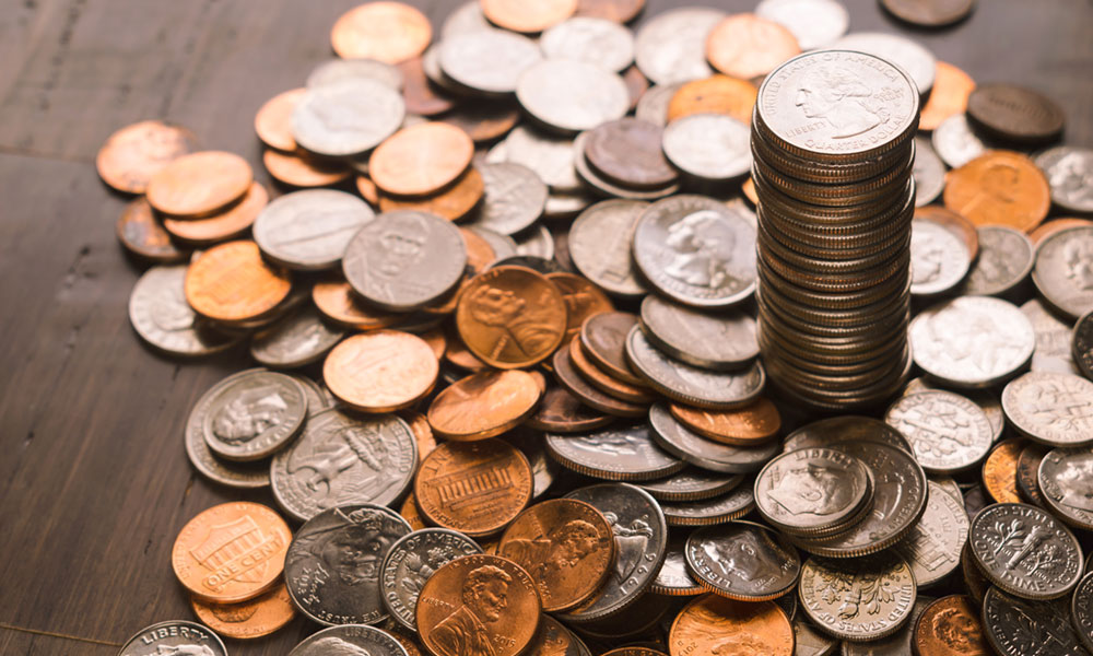Read more about the article Where Have All The Coins Gone?