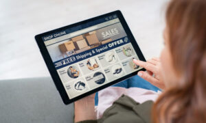 Virtual Shopping Becoming the Norm