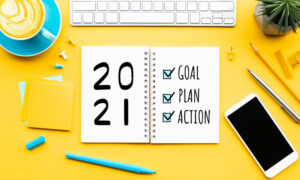 What are your main goals this year and how you can make them reality