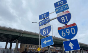 Read more about the article Officials Breathe New Life into Syracuse's I-81 Redesign Project
