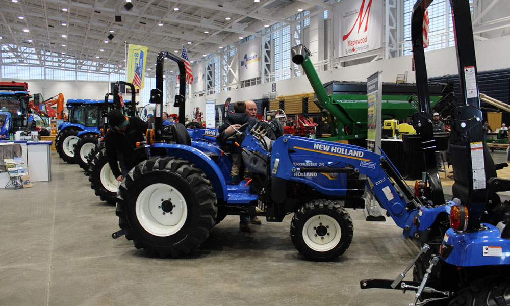 No NY Farm Show This Year