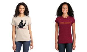 Mother-Daughter Team Starts T-Shirt Business to Inspire Women