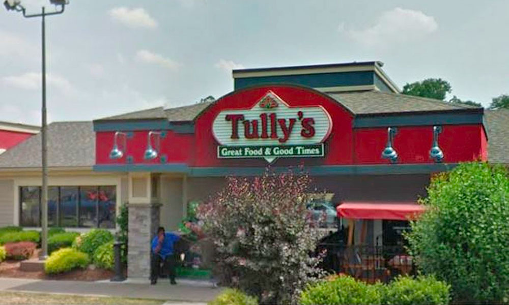 Tully's Good Times Coming to Oswego