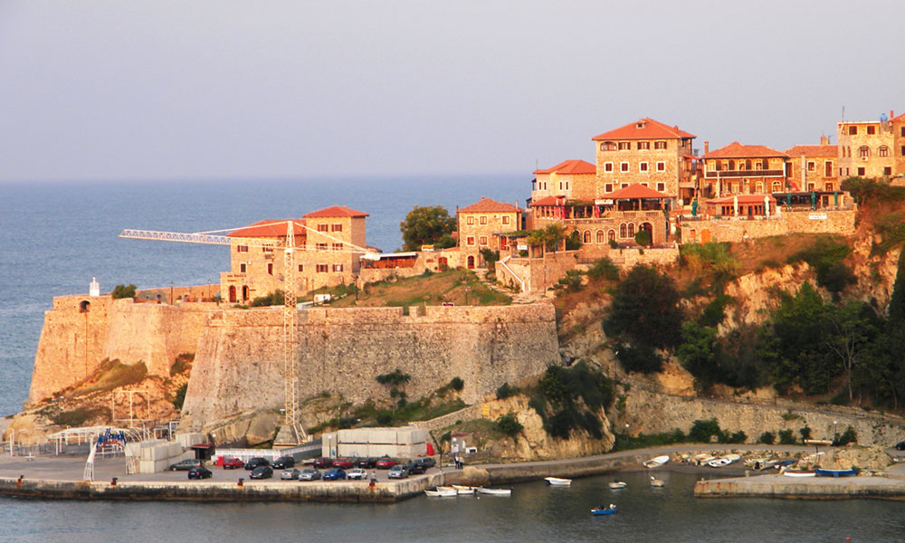 The town of Ulcinj, where the majority of the population is of Albanian descent, is a world heritage site founded in the 5th century BC, making it one of the oldest settlements on the Adriatic Coast.